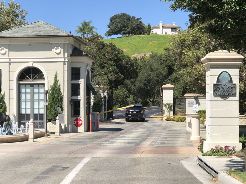 Calabasas Gated Communities