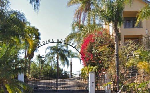 Medina Estates Woodland Hills Gated Community