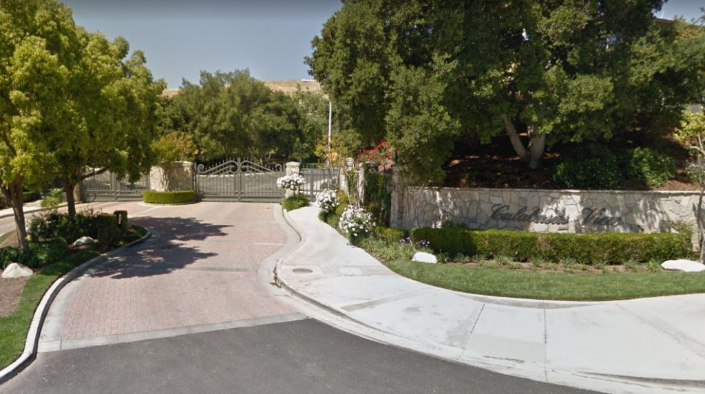 Calabasas View gated community