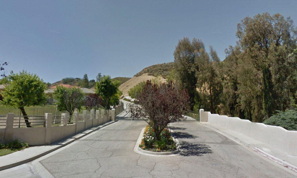 Natoma Estates Gated Community in Woodland Hills