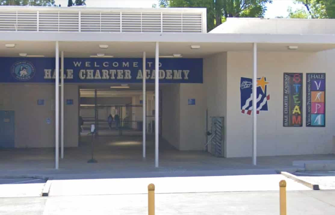 Hale Charter Academy in Woodland Hills