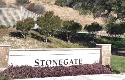 Stonegate in West Hills, CA