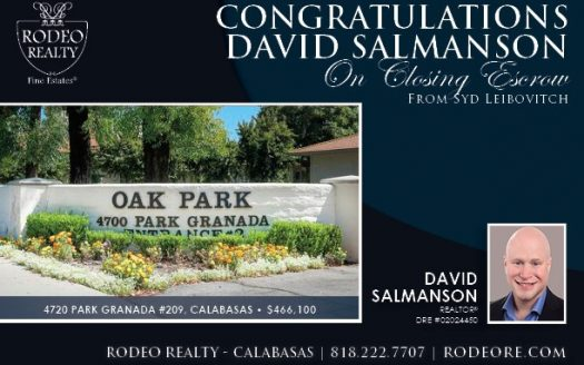Oak Park Calabasas 4720 Park Granada