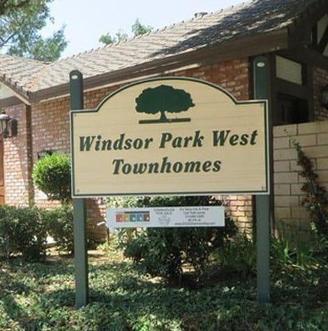 Windsor Park West Condos in West Hills, CA