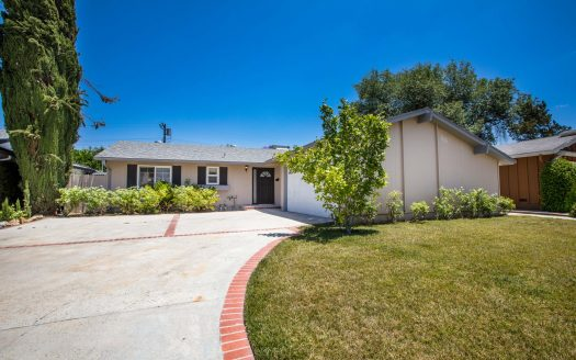 6168 Peterson Avenue, Woodland Hills home for sale