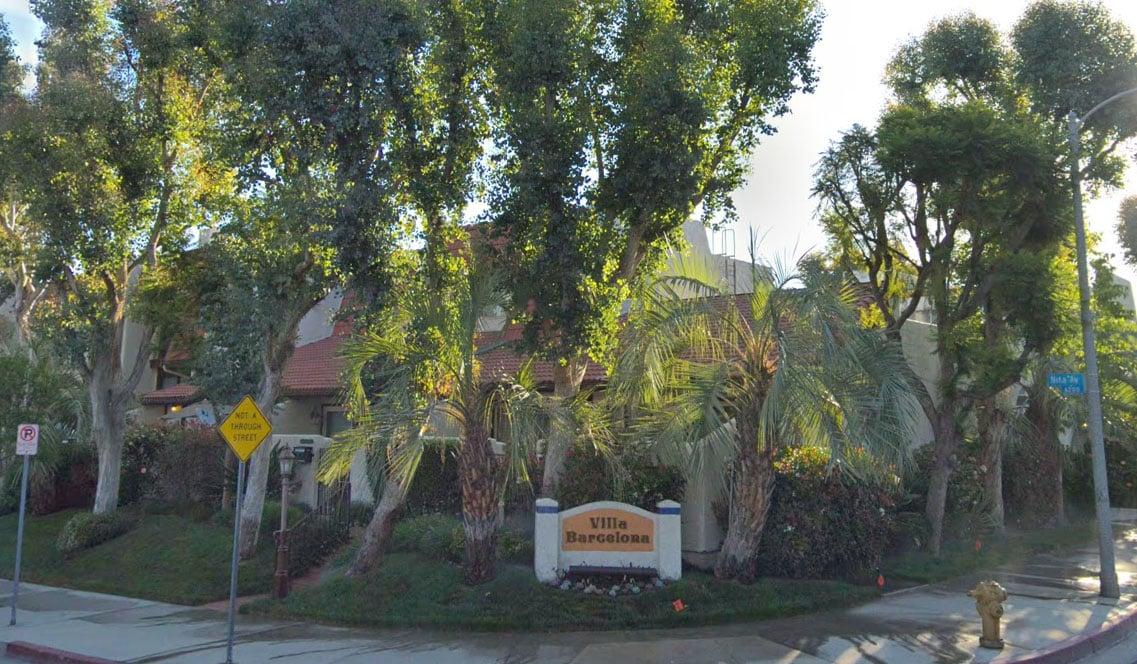 Villa Barcelona Condos in Woodland Hills