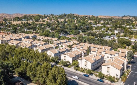 Calabasas Townhomes for sale