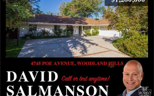 Woodland Hills home in escrow