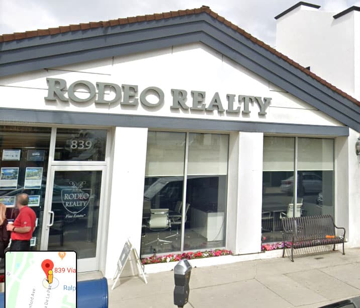 Rodeo Realty Pacific Palisades