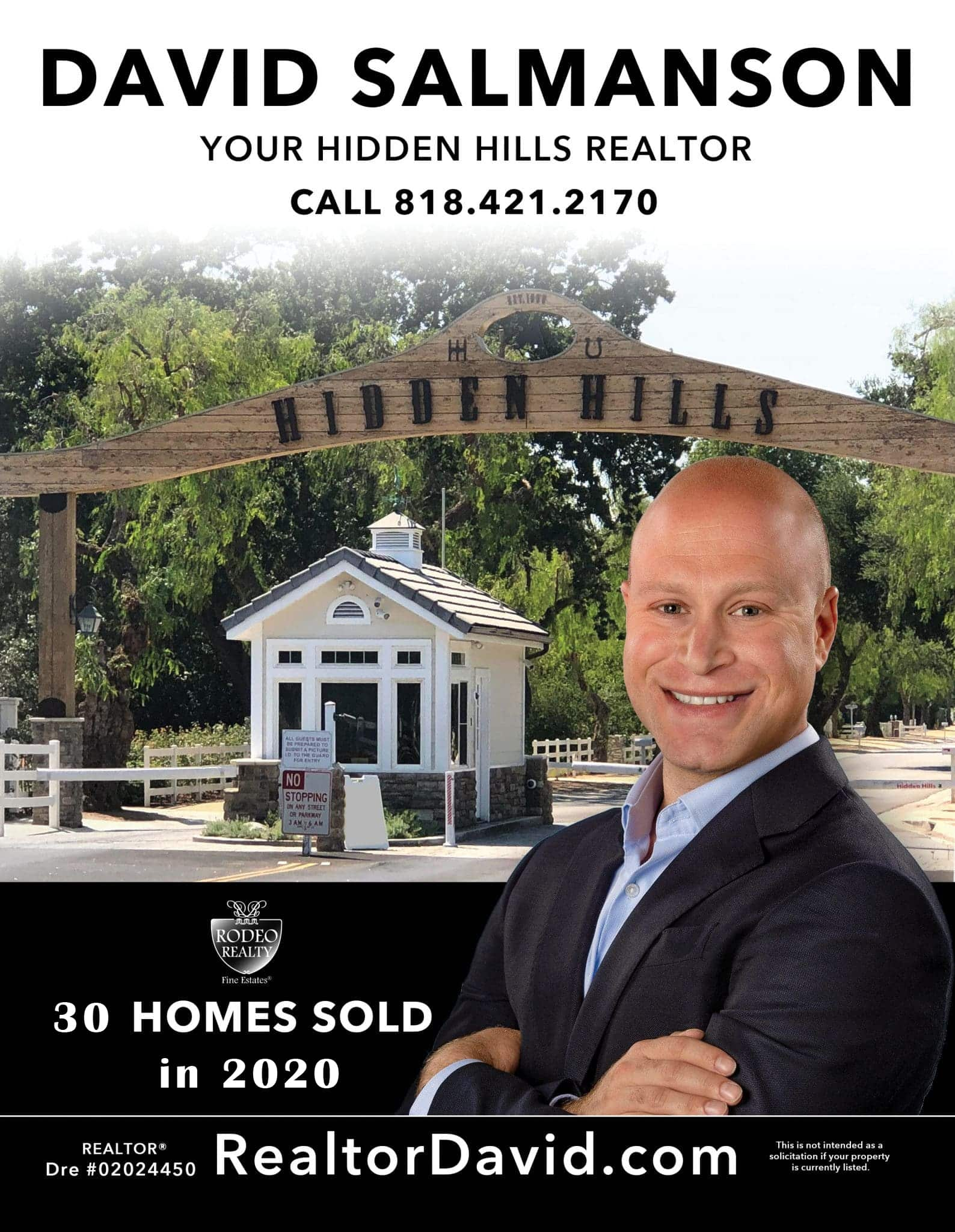 Hidden Hills Realtor and Real Estate Agent