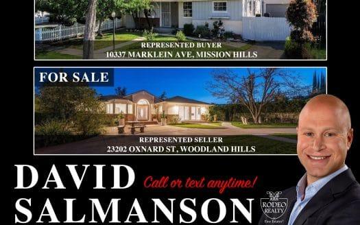 West Hills Real Estate Sales