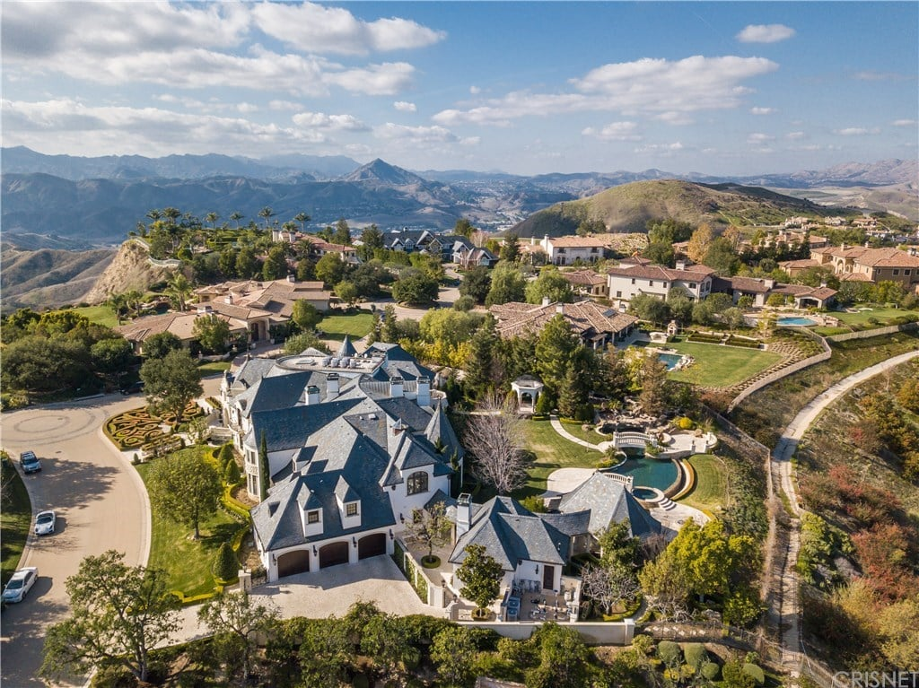 Most expensive home in Calabasas on the market now
