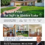 Hidden Lake Community West Hills home for sale
