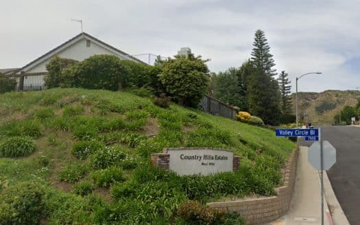 Country Hills Estates West Hills