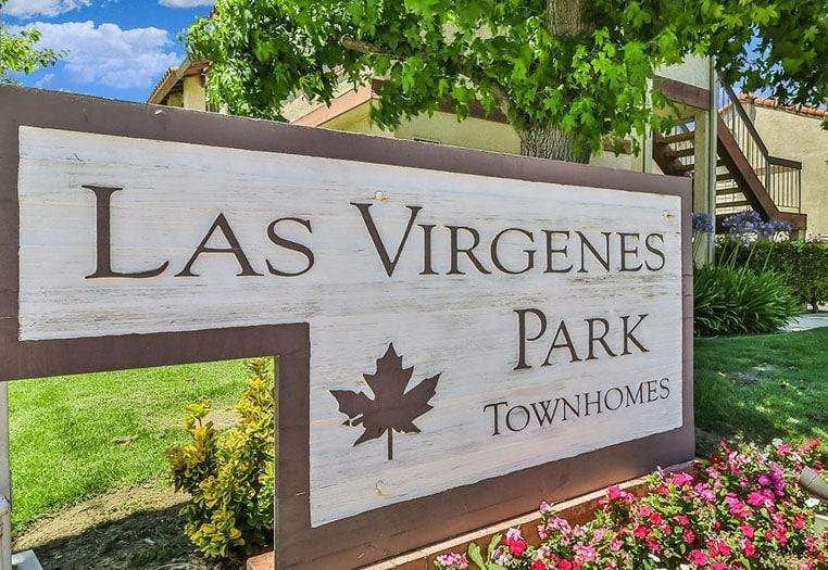 Las Virgenes Park Townhomes in Calabasas