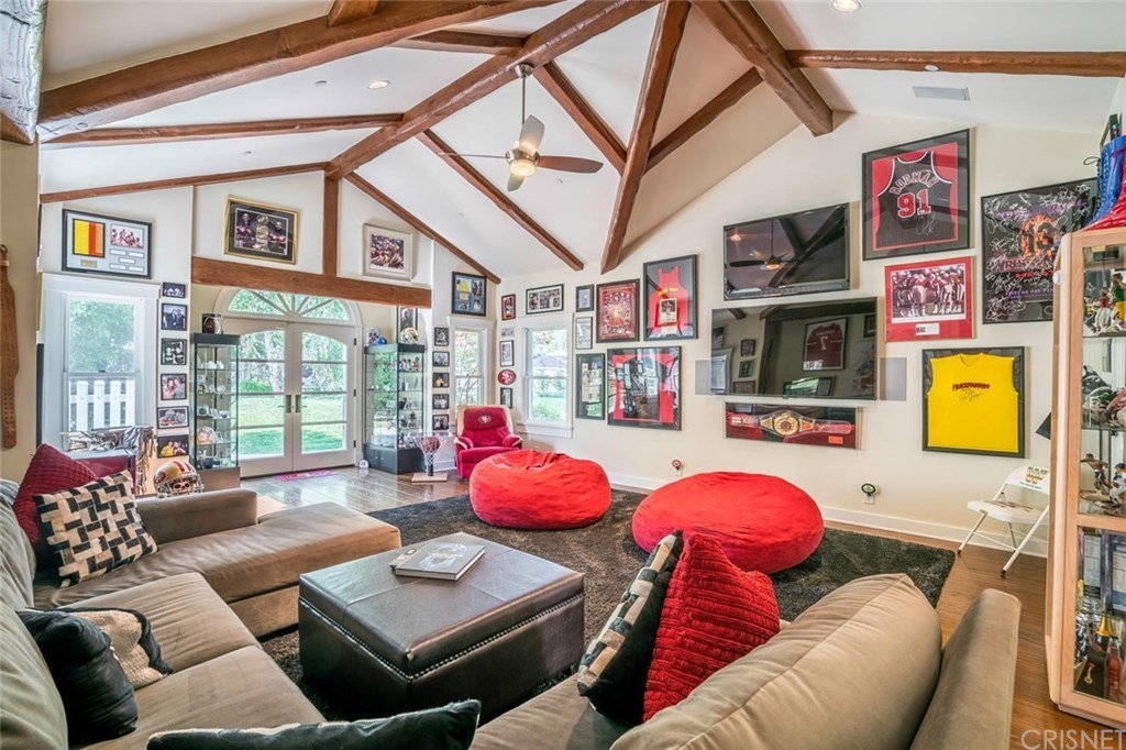Hidden Hills most expensive home