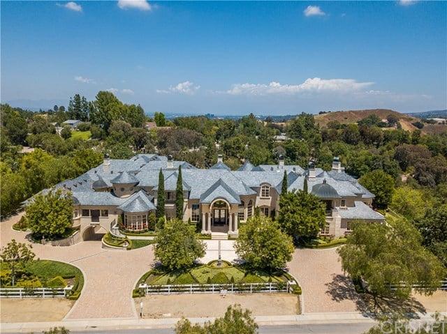 Jeffree Star Hidden Hills estate