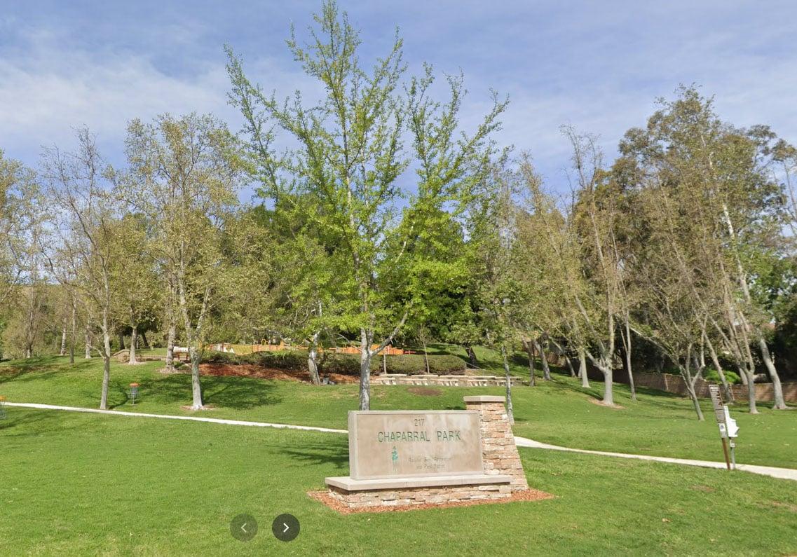 Oak Park Chaparral park