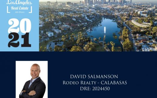 Real Estate All Star by Los Angeles Magazine