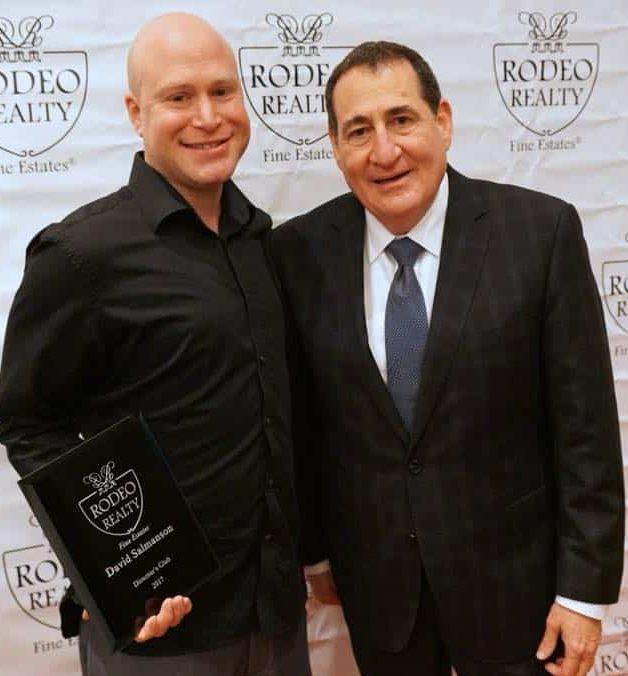 David Salmanson and Syd Leibovich