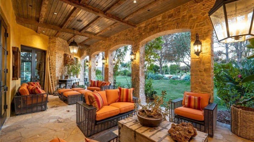 The Tuscan Villa at The Estates