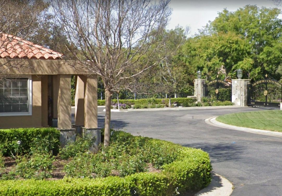 Fairway estates in westlake village